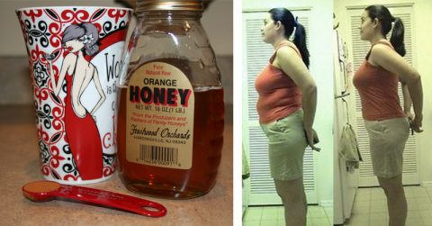 Image of Boil This 2-Ingredient Raw Honey and Cinnamon Mixture to Shed Belly Fat Off Your Waistline (warning: don't take too much!)