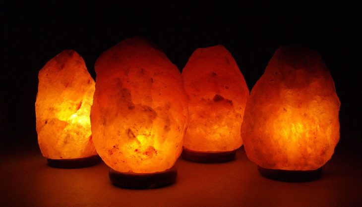 Image Of The Amazing Health Benefits Himalayan Salt Lamp