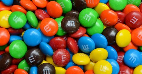 Image of M&M's Candies Are Linked to cancer, migraines, hyperactivity, allergies, anxiety, and more.