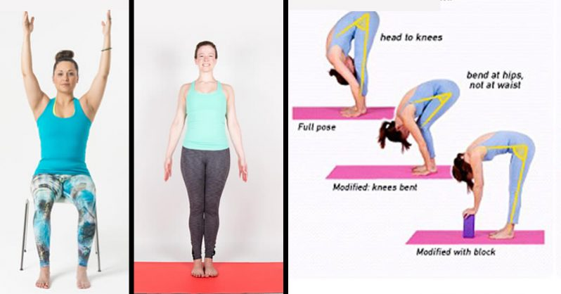 Image of Yoga can help with everything from anxiety to cancer. Here's how to learn it in 20 minute or less