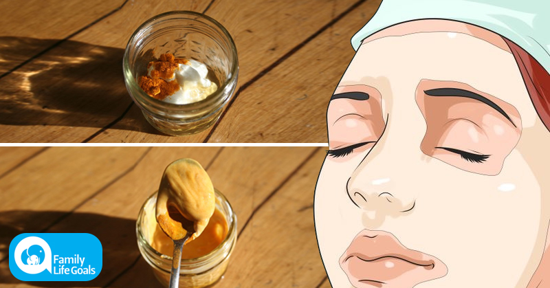 This is why you should put turmeric on your FACE (and how to stop it from staining everything)