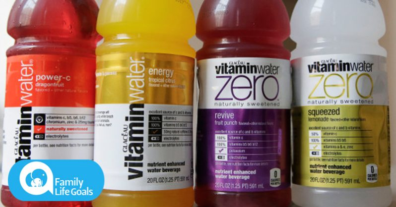Image of Why you should NEVER drink vitamin water again (It's WORSE than Coke)