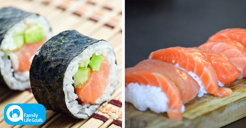Sushi may contain parasites and heavy metals: These are the best and worst rolls to eat