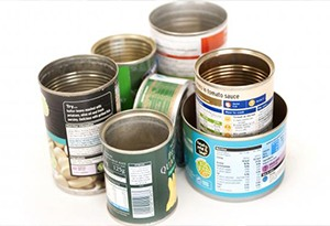 Recycle-canned-food
