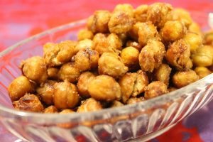 brown-sugar-and-maple-roasted-chickpeas