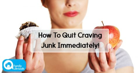 Image of 6 Reasons You Crave Sugar, Salt and Junk Food All the Time (and how to stop)