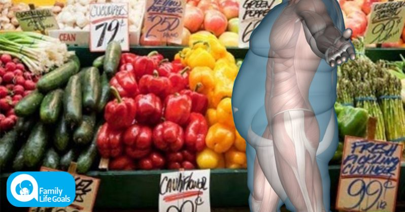Image of The surprising reason eating more fruits and vegetables is stopping you from losing weight