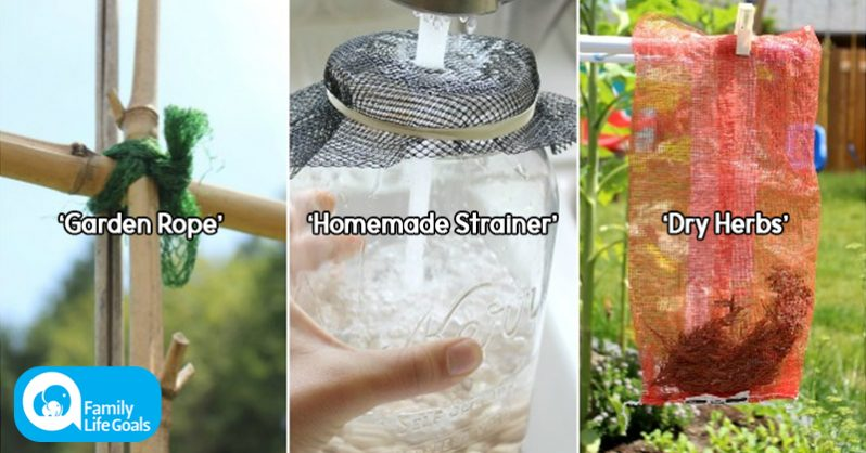 Image of Don't throw out your used produce bags! Here are all the AMAZING things you can use them for