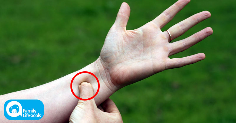 16 Stress-Relieving Pressure Points That Are Better Than A Glass Of Wine