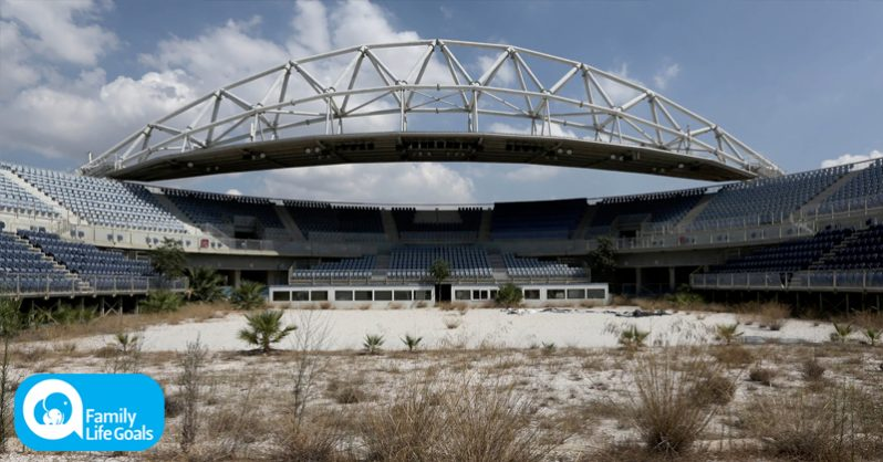 Image of Abandoned Olympic venues from all over the world (and why it's the biggest waste of money)