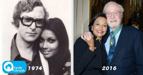 Image of 16 Celebrity couples that prove love can last a lifetime