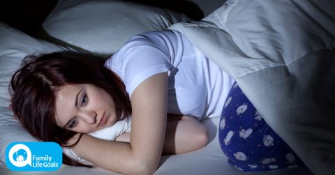 Image of Sleeping with weighted blankets helps with insomnia and anxiety, study finds