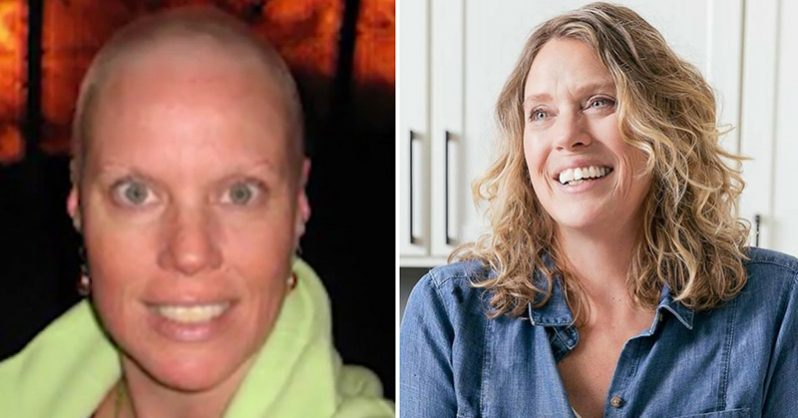 Image of Woman Given Months to Live but Beats Cancer After Simple Change to Diet