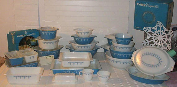 vintage pyrex for sale