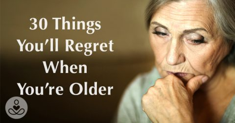 Image of 30 Things People Regret Most Often When They're Older