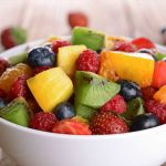 Try This Delicious Rainbow Fruit Salad with Honey and Lime