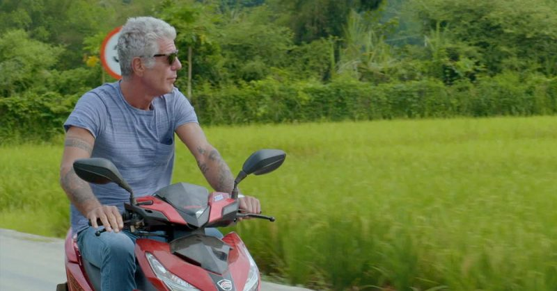 Brilliant Anthony Bourdain Travel Quotes