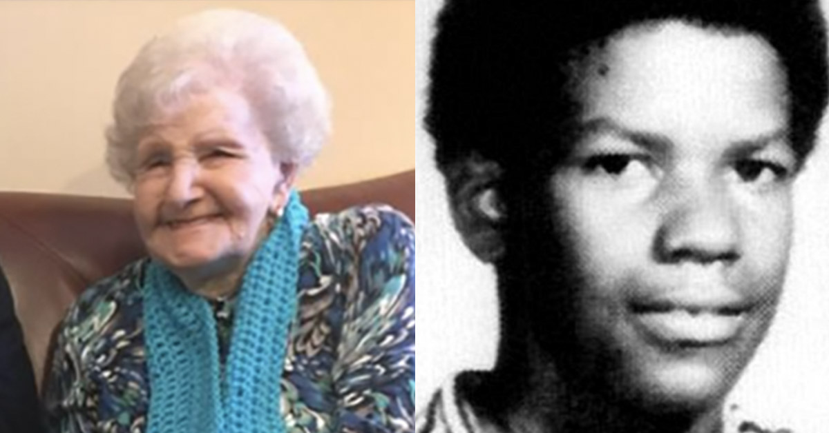 Denzel Washington Reunites With His Childhood Librarian To Celebrate Her 99th Birthday