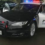 California Police Officer Is Forced To Abandon Chase After Tesla Patrol Car Battery Runs Low