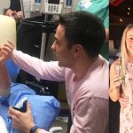 Boyfriend Who Stuck with Girlfriend Fighting Breast Cancer Even After She Gave Him An 'Out' Proposes on Her Last Day of Chemo