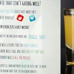 Introducing the 'Angel Shot' A Drink To Help Women Escape Danger If They Feel Threatened