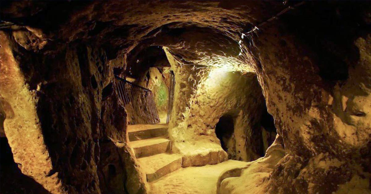 Archeologists Discover Massive Underground City In The Cappadocia Region Of Turkey That May Be The Largest In The World