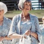 Tennessee Bride's 4 Grandmothers Serve as Her Flower Girls at Her Wedding