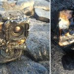 A GoPro Camera Was Swallowed By Lava, Survived and Recorded the Entire Thing