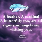 5 Signs an Angel Is Visiting You