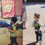 Loving Mom Explains Why She Makes Her Adopted Son Wear A Leash and Backpack