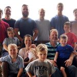 Lucky 15: Parents Finally Welcome Baby Girl After Having Fourteen Boys In A Row