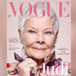 Dame Judi Dench becomes British Vogue's oldest cover star at 85